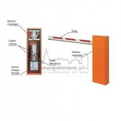 Zestaw 620 RAPID z ramieniem prostokątnym 4 m