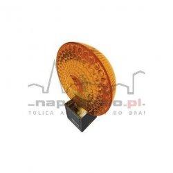 Lampa sygnalizacyjna MLB (12V, BLUEBUS), z wbudowaną anteną 433.92 MHz, BLUEBUS, pomarańczowa