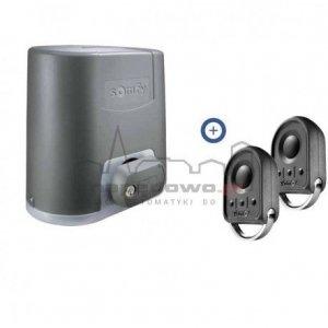 Napęd Somfy Zestaw Elixo 500 3S RTS 24V Standard Pack  (2 piloty 4-kanałowe Keygo)
