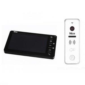 LOOK PLUS W - Zestaw wideodomofonowy dla domu jednorodzinnego.