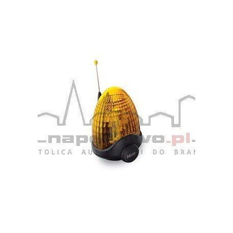 Lampa sygnalizacyjna LUCY 230V, pomarańczowa