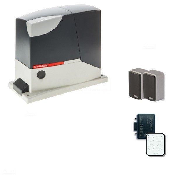 NICE ROBUS 250 HS - zestaw automatyki do bram przesuwnych