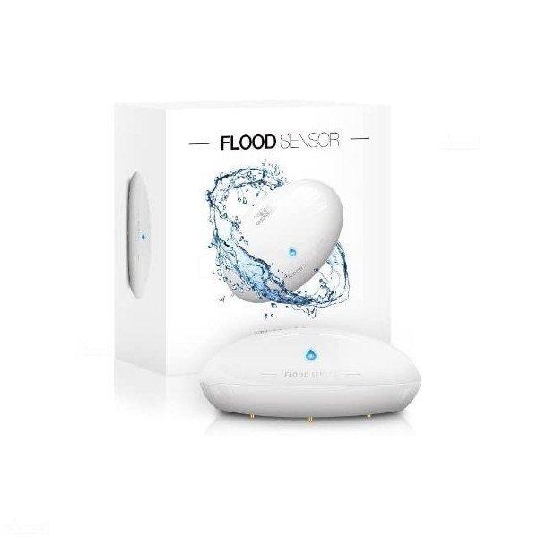 FLOOD SENSOR FGFS-101 - czujnik zalania z wbudowanym czujnikiem temperatury.