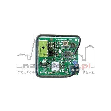 Odbiornik wtykalny RP2 LC 433 MHz, wewnętrzny, 2-kanałowy