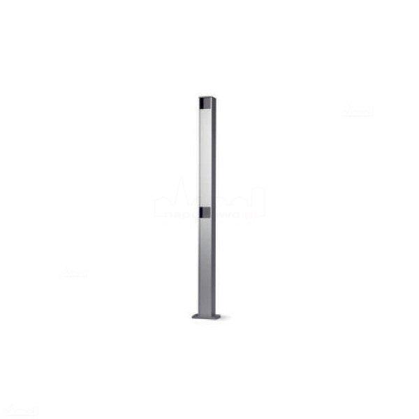 PPH4 kolumna aluminiowa do dwóch fotokomórek serii EPM, wysokość 100 cm
