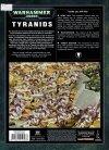 W40k Codex Tyranids tył okładki