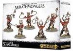 Warhammer Age of Sigmar - Khorne Bloodbound Wrathmongers