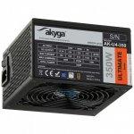 Zasilacz ATX 350W Akyga Ultimate AK-U4-350 80+ Bronze Fan12cm P8 4xSATA PCI-E