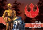 Star Wars: Imperium Atakuje PL R2-D2, Oddanym astromechem i C-3PO, Kontakty ludzie-roboty