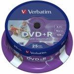 DVD-R VERBATIM PRINTABLE  SPIN