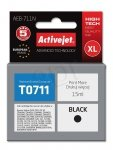Tusz Activejet AEB-711N (do drukarki Epson, zamiennik T0711, T0891, T1001 supreme 15ml czarny)