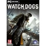 Gra Watch Dogs PC