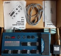 RP-6 Guitar Signal Processor. Foot Controller and Preamp