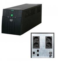 Zasilacz awaryjny UPS Ever Line-Interactive Sinline 3000VA AVR 4xSCH Sin USB LED LAN