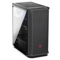 Komputer ADAX DRACO WXHR2600 R5 2600/A320/8G/SSD512G<br />B/GTX1650-4GB/W10Hx6<br />4
