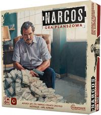 Narcos: Gra planszowa