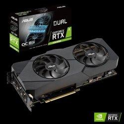 Karta VGA Asus RTX 2080 Super DUAL-RTX2080S-O8G-EVO-V2 8GB GDDR6 256bit HDMI+3xDP PCIe3.0