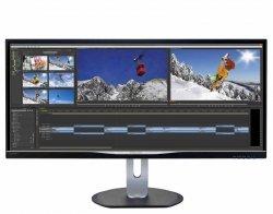 Monitor Philips 34 BDM3470UP/00 21:9 VGA DVI HDMI DP głośniki