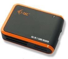 USB CZYTNIK KART i-TEC ALLinON