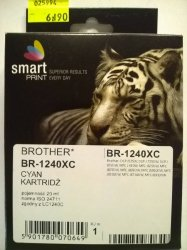 BROTHER LC1240 CYAN      smart PRINT