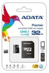 Pamięć FLASH-MICRO SD A-DATA 32GB