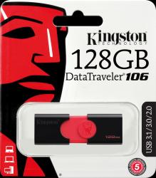 Kingston 128GB USB 3.0 DataTraveler 106 (130MB/s read)