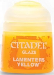 Farba Citadel Glaze - Lamenters Yellow 12ml