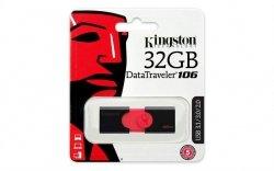 Kingston 32GB USB 3.0 DataTraveler 106 (100MB/s read)