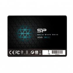 Silicon Power Dysk SSD Ace A55 1TB 2.5'', SATA III 6GB/s, 560/530 MB/s, 3D NAND