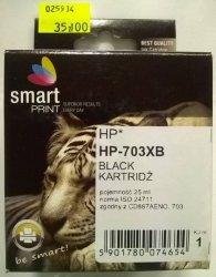 HP 703 CZARNY            smart PRINT