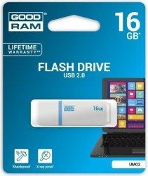 GOODRAM Pamięć USB UMO2 16GB USB 2.0