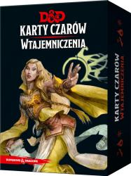 Dungeons & Dragons: Karty czarów - Wtajemniczenia 5.0 PL