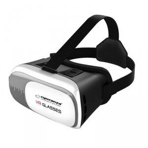 Okulary 3D Esperanza EMV300 VR dla smartfonów 3.5-6