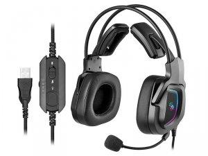 Słuchawki z mikrofonem A4Tech BLOODY G575 7.1 USB
