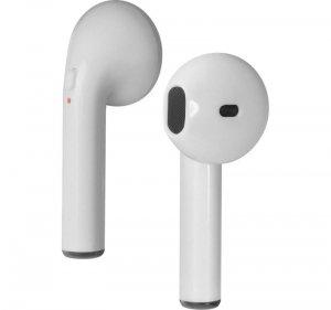 Słuchawki z mikrofonem Defender TWINS 637 bezprzewodowe Bluetooth białe