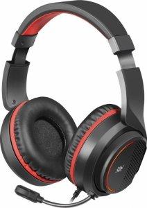 Słuchawki z mikrofonem Defender APEX podświetlane Gaming + GRA