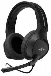 Słuchawki z mikrofonem Hama uRAGE sound Z 300 Gaming, czarne