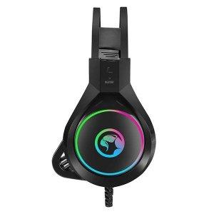 Słuchawki z mikrofonem Marvo HG8901 7.1 Rainbow LED