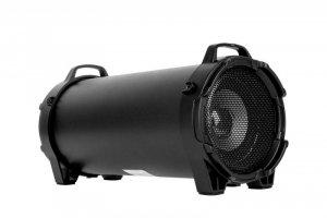 Głośnik Bluetooth Rebel KOM0943 czarny