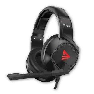 Słuchawki z mikrofonem SAVIO STRIKE Stereo Gaming wokółuszne Jack 3.5mm + USB
