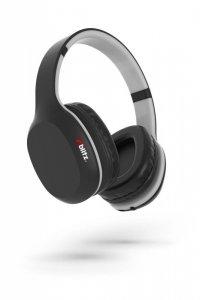 Słuchawki z mikrofonem Xblitz Pure Beast bezprzewodowe Bluetooth czarne