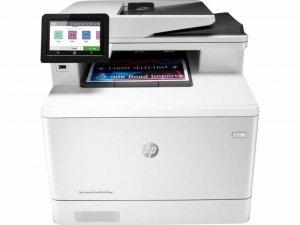 Urządzenie wielofunkcyjne HP Color LaserJet Pro M479FNW 5w1