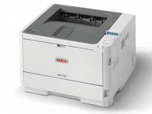 Drukarka laserowa monochromatyczna OKI B412dn