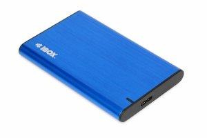 Obudowa na dysk iBOX HD-05 2.5 USB 3.1 gen.1 Blue