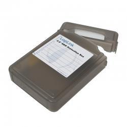 Pudełko ochronne na HDD LogiLink UA0133 3,5 czarne