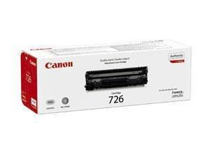 Toner Canon CRG-726 Black