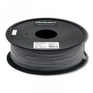 Filament Qoltec do druku 3D | ABS PRO | 1,75mm | 1kg | Grey