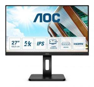 Monitor AOC 27 U27P2CA 2xHDMI DP 4xUSB głośniki