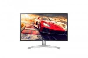 Monitor LG 27 27UL500-W 4K UHD 2xHDMI DP