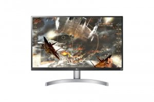 Monitor LG 27 27UL600-W 4K 2xHDMI DP